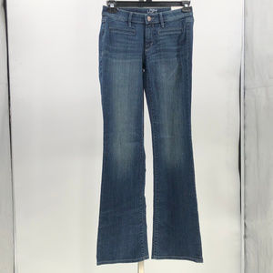 Ann Taylor LOFT original bootcut jeans sz 2 NWT